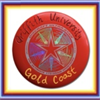 Gold Coast Ultimate Frisbee Club's logo