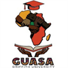 Griffith University African Student Association's logo