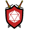 Griffith University Tabletop Guild's logo