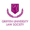 Griffith University Law Society's logo
