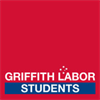 Griffith University Labor Students Club's logo