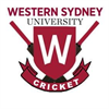 Western Sydney University Cricket Assosiation's logo