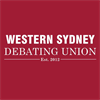 Western Sydney Debating Union at Penrith's logo