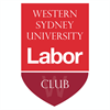 Western Sydney University Labor Club's logo