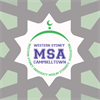 Muslim Students' Association Campbelltown's logo